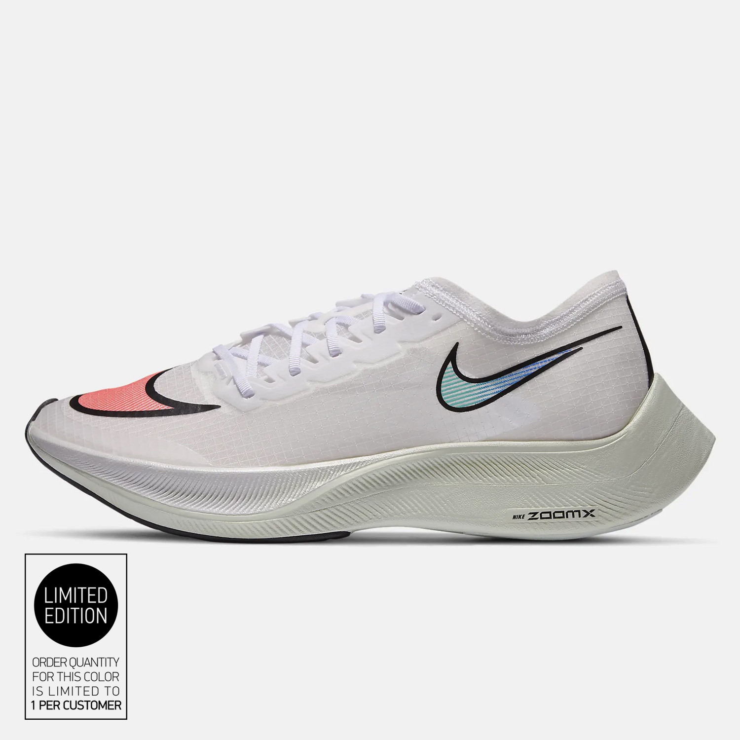 Nike Zoom Vaporfly NEXT% Running Παπούτσια (9000054466_46075)
