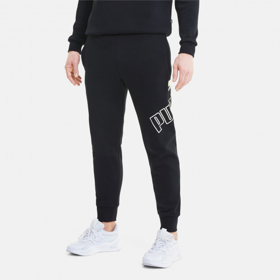 Puma Big Logo Pants Fl Cl