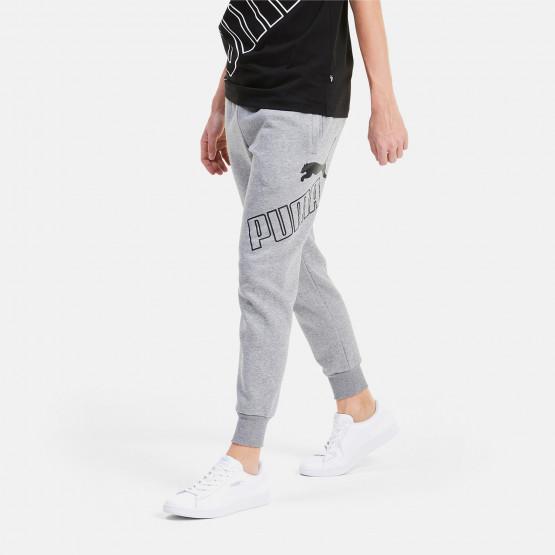 Puma Big Logo Pants Fl Cl