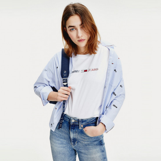 Tommy Jeans Americana Logo Tee