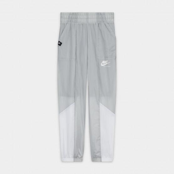 Nike Sportswear Heritage Woven Training Kids' Trousers