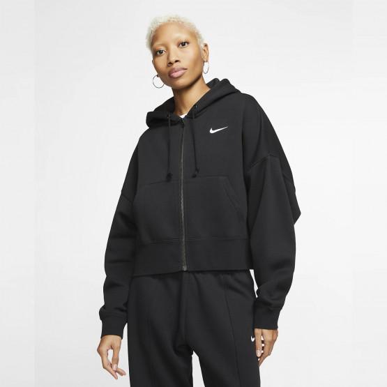 Nike W Nsw Fz Flc Trend