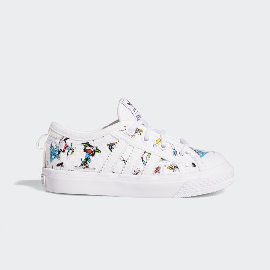 adidas Originals Nizza X Disney Sport Goofy Toddlers' Shoes