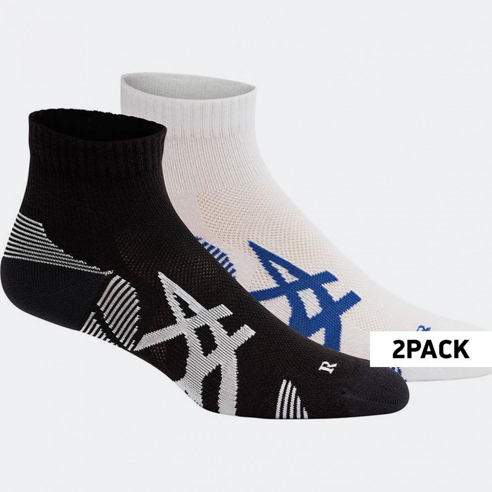 Asics 2Ppk Cushioning Sock