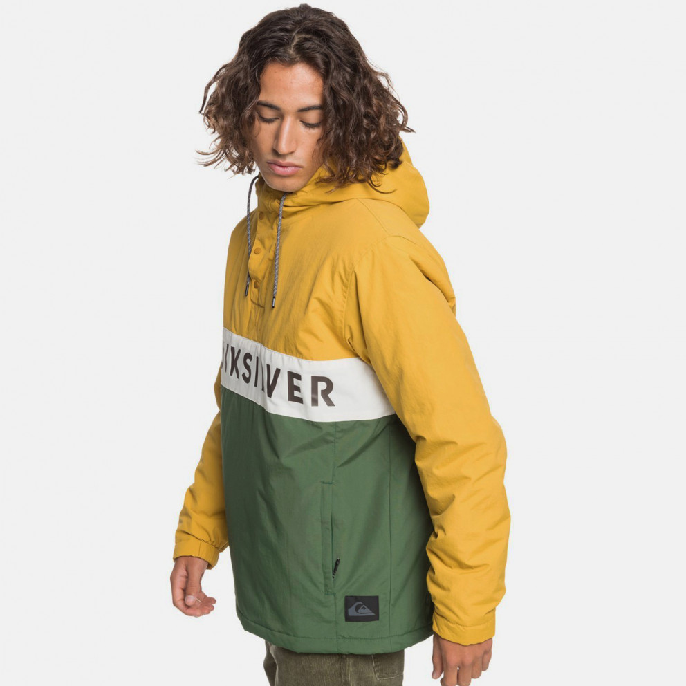Quiksilver New Tazawa Men's Hooded Coat