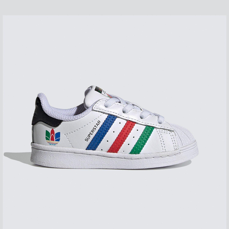 adidas Originals Superstar Adicolor Βρεφικά Παπούτσια (9000058829_47625)