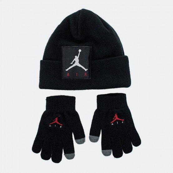 Jordan Offset Patch Beanie