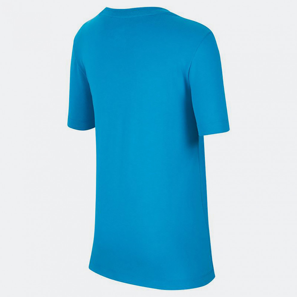 Nike Court Graphic Tennis Kids' T-Shirt