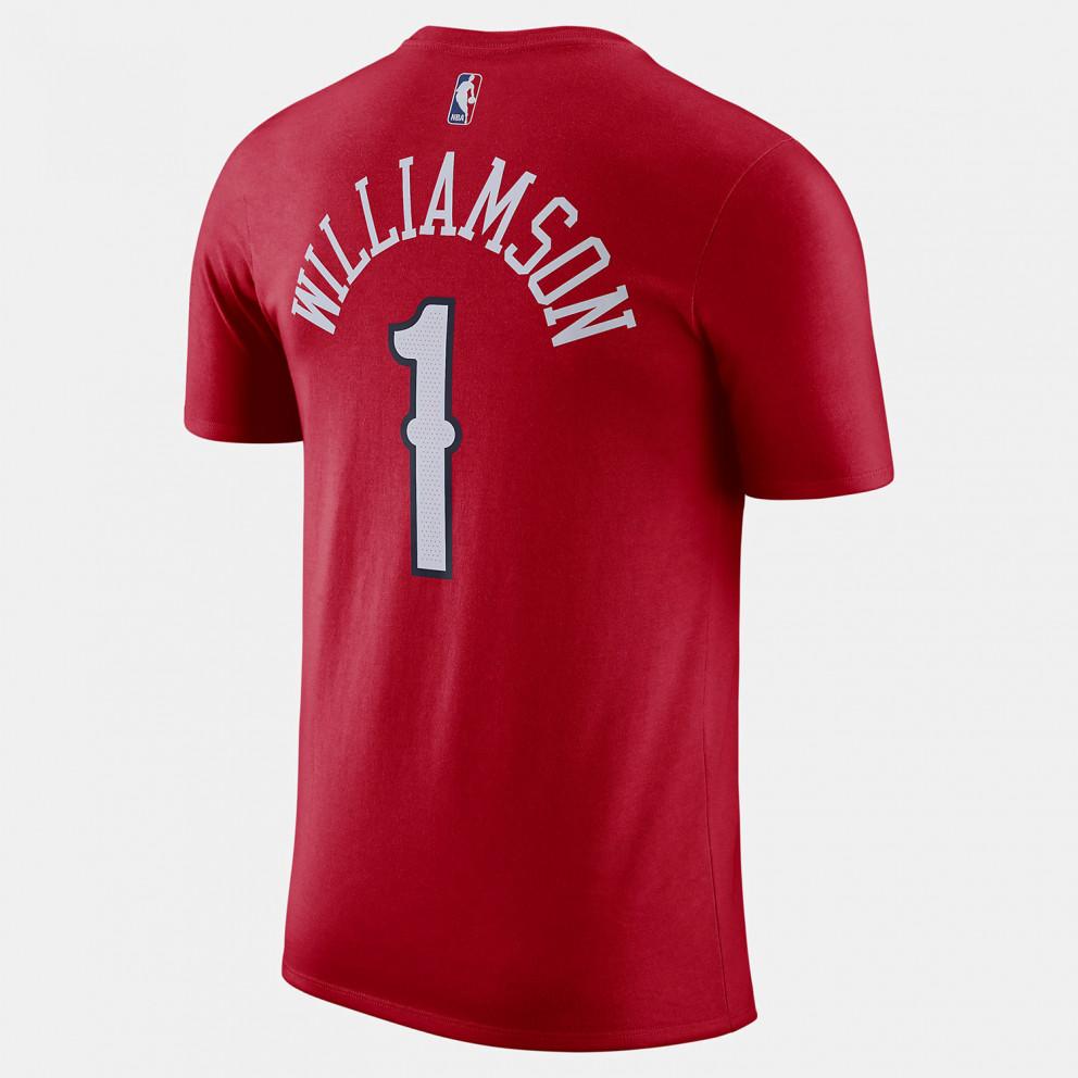 Nike Name & Number Pelicans (2020) Statement Men's Tee