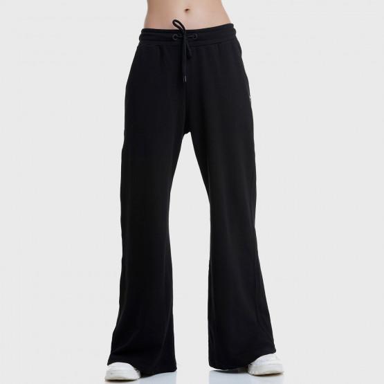 BodyTalk Pantsonw Loose Pants Wide Leg - Medium Cr