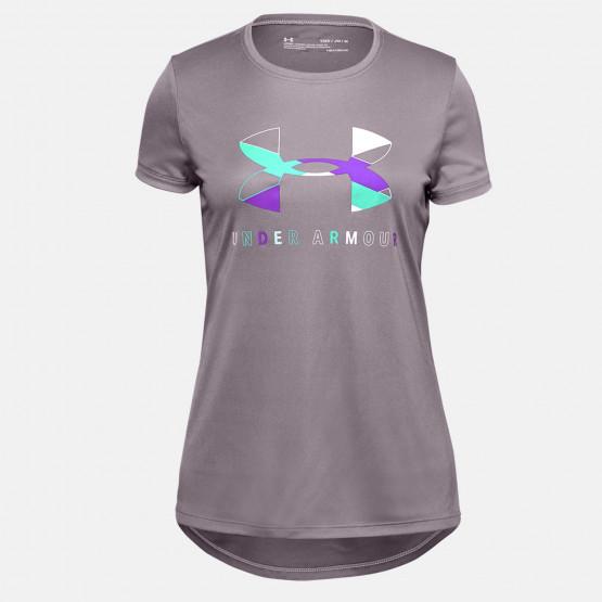 Under Armour Tech Graphic Big Logo Ss T-Shirt