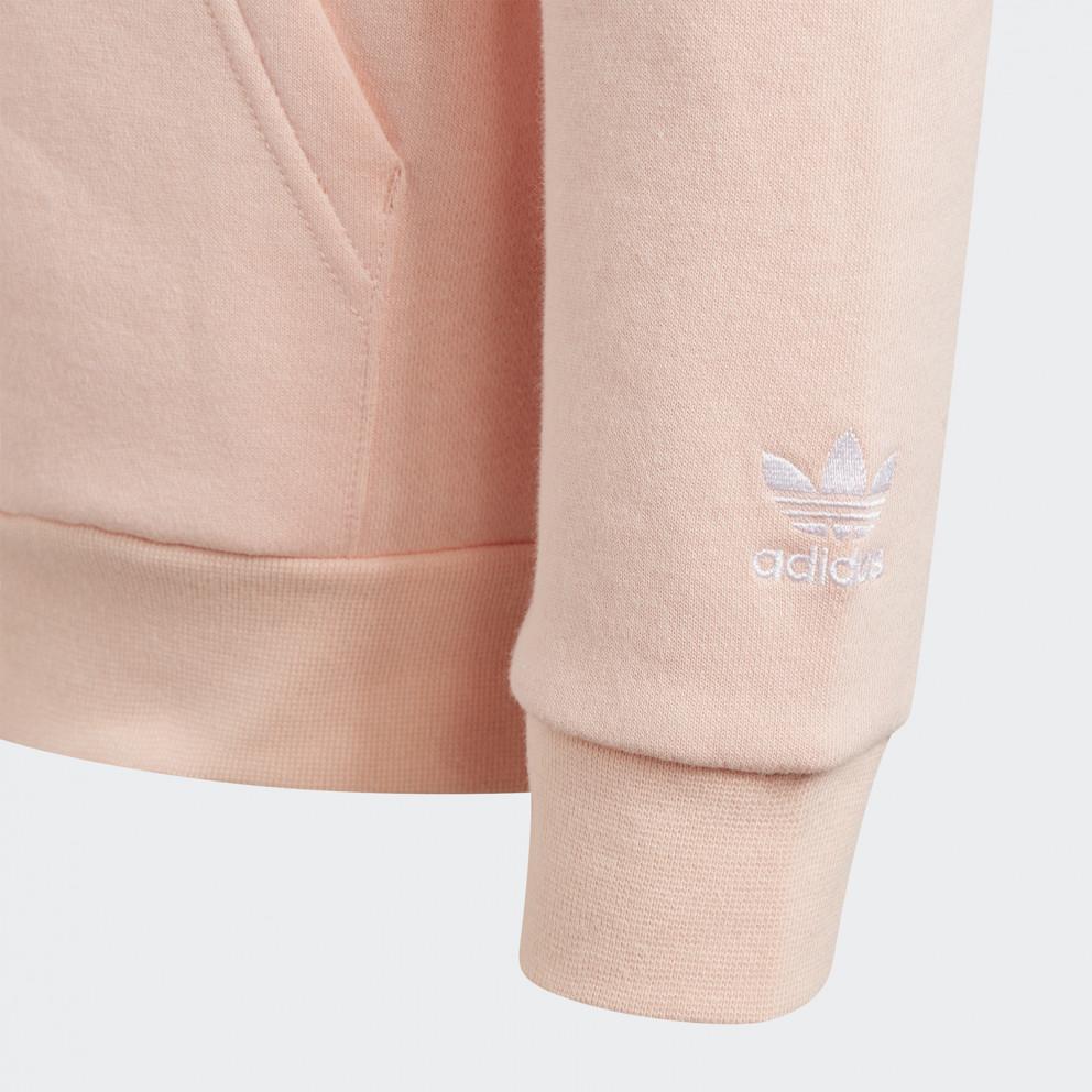 adidas Originals Adicolor 3d Trefoil  Παιδικό Φούτερ