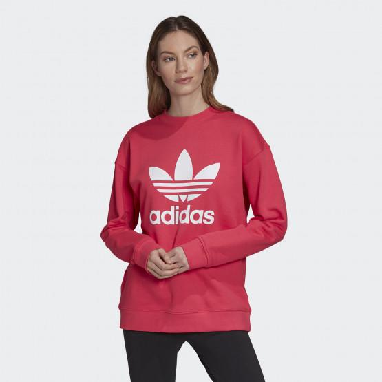 adidas Originals Trefoil Crew Γυναικείο Φούτερ