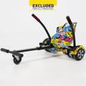 Urbanglide Hoverboard 65 Lite + Kart Pilot
