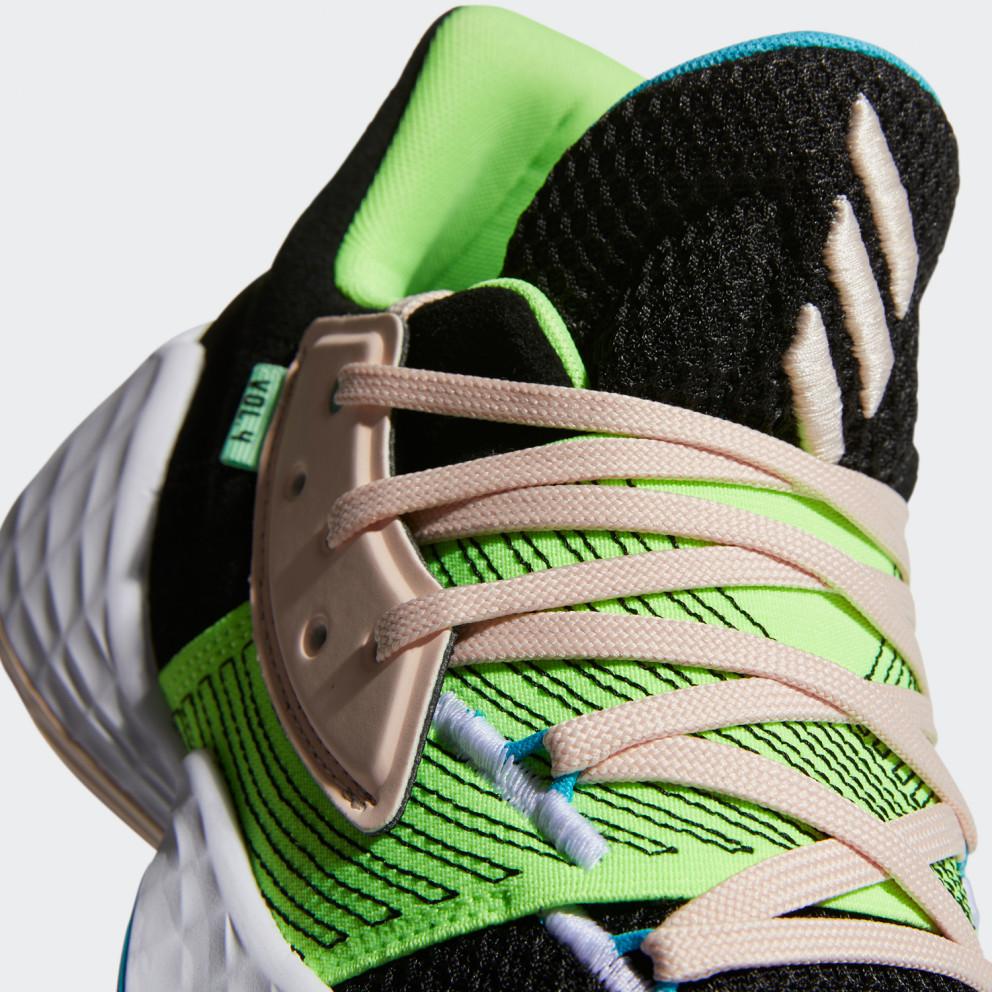 adidas Harden Vol. 4  Aνδρικά Παπούτσια για Μπάσκετ