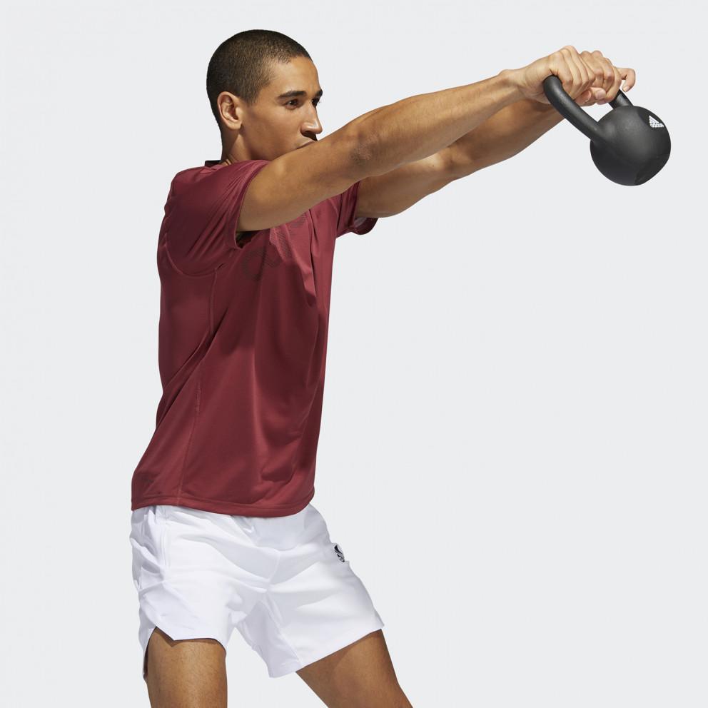 adidas Performance Freelift Badge of Sport Graphic Men's T-Shirt