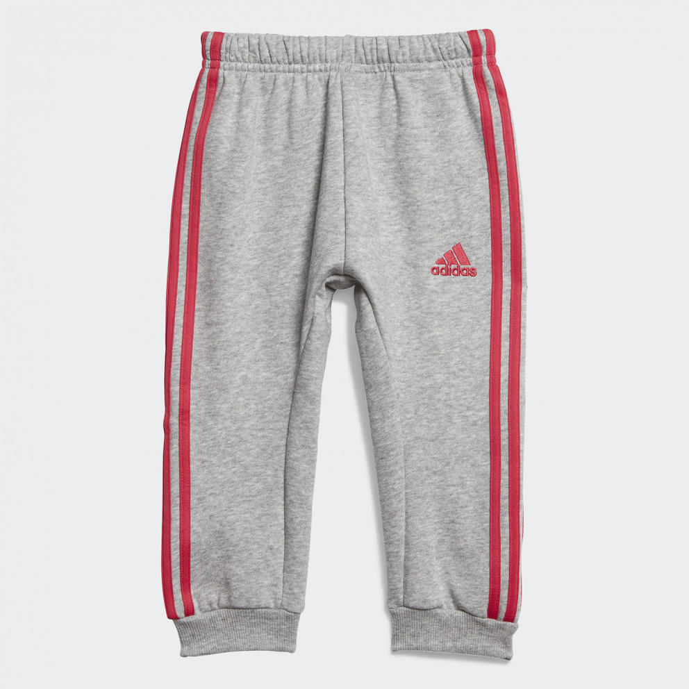 adidas 3-Stripes Fleece Jogger Παιδικό Σετ