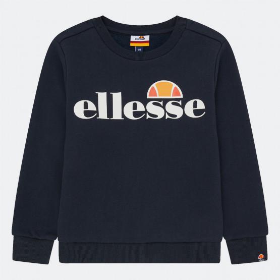 Ellesse Siobhen Kids Long Sleeve Sweatshirt