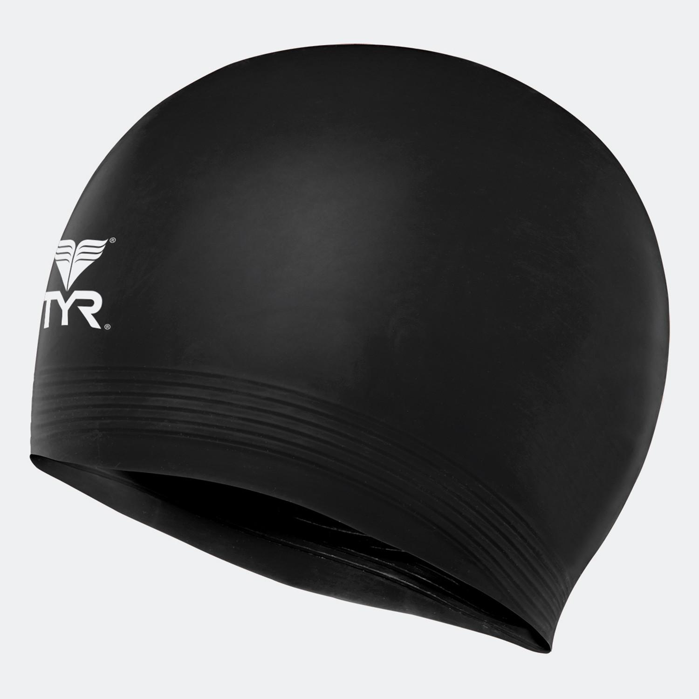 TYR Solid Latex Σκουφάκι Κολύμβησης (9000065656_1469)