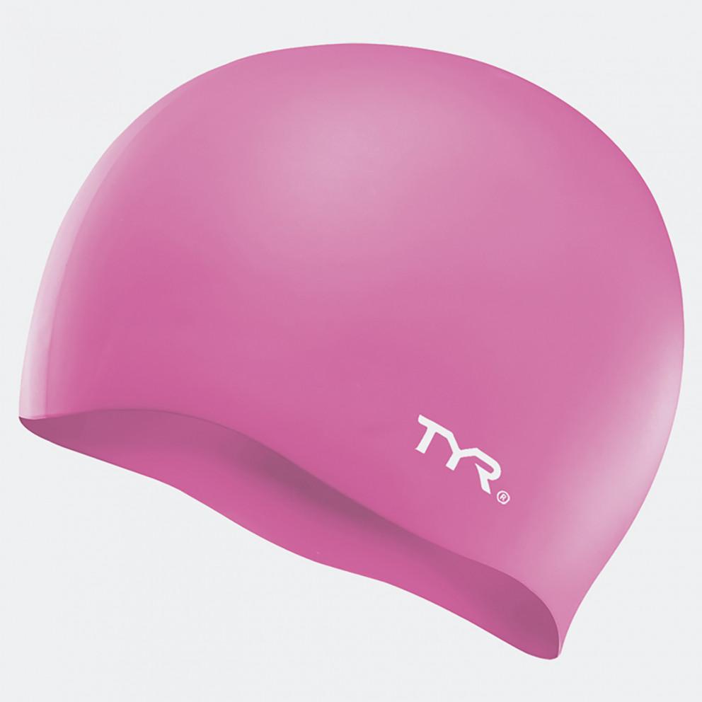 TYR Wrinkle-Free Silicone Σκουφάκι Κολύμβησης
