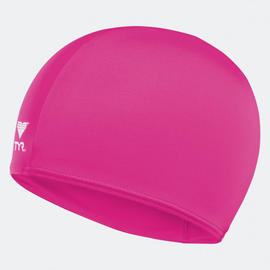 TYR Solid Lycra Caps
