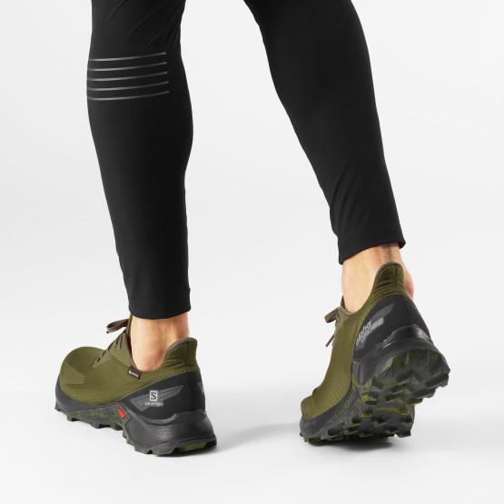 Salomon Alphacross Blast Gtx Γυναικεία Παπούτσια για Trail Τρέξιμο