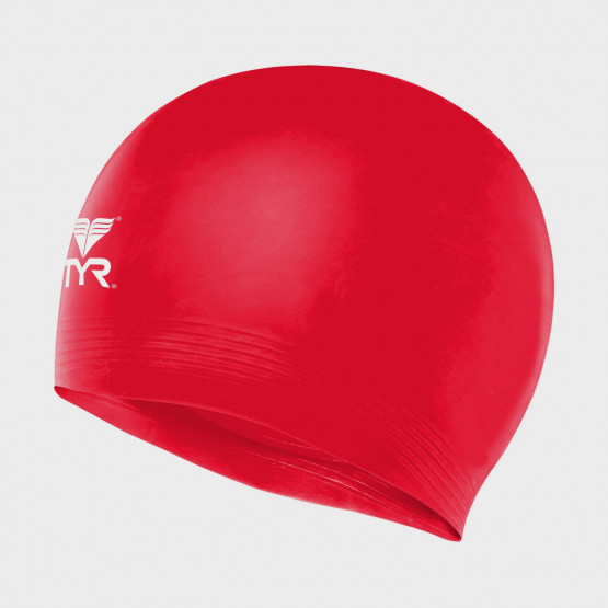 TYR Solid Latex Swimming Cap