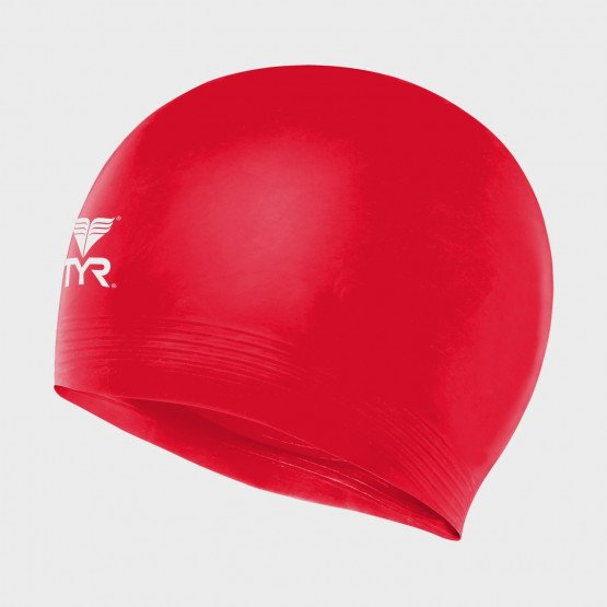 TYR Solid Latex Caps