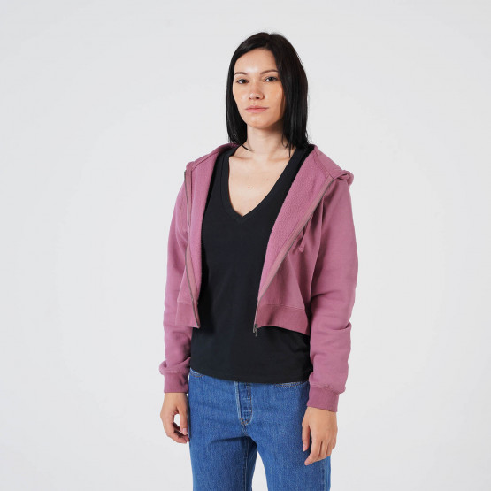Emerson Women's Hooded Zip up Sweat