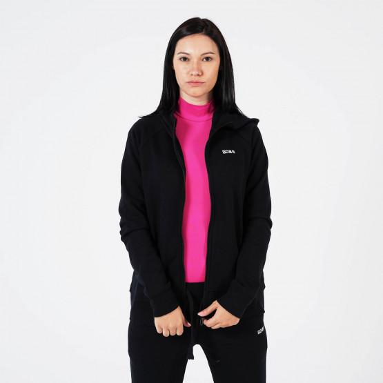 Body Action Women Fleece Full Zip Hoodie