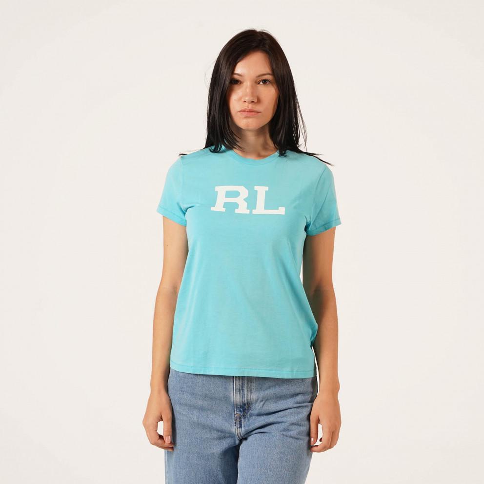 Polo Ralph Lauren RL Cotton Jersey Γυναικεία Μπλούζα