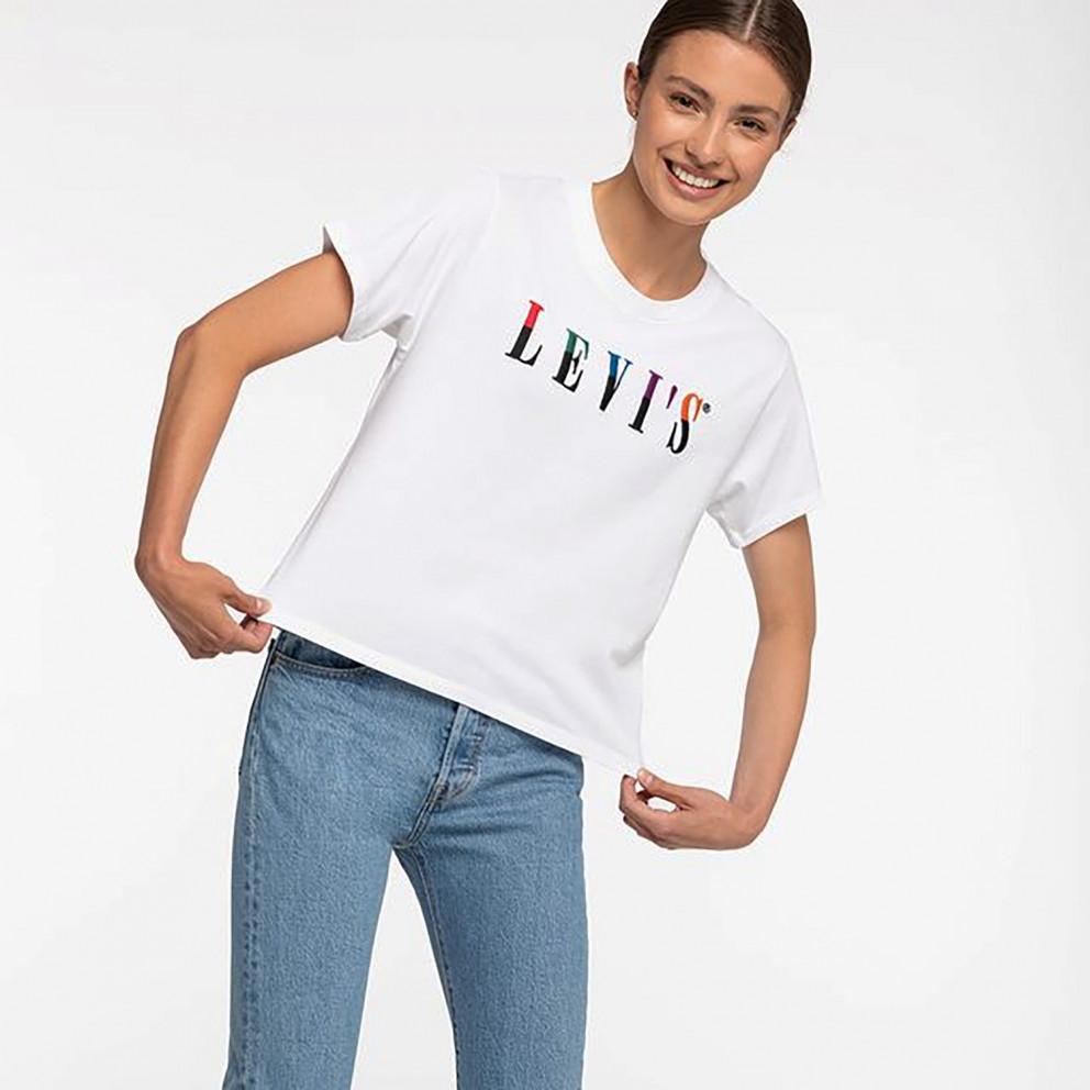 Levi's Graphic Varsity Γυναικεία Μπλούζα