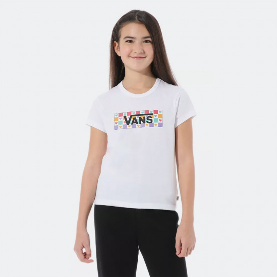 Vans Check Tangle Baby Kids' Tee