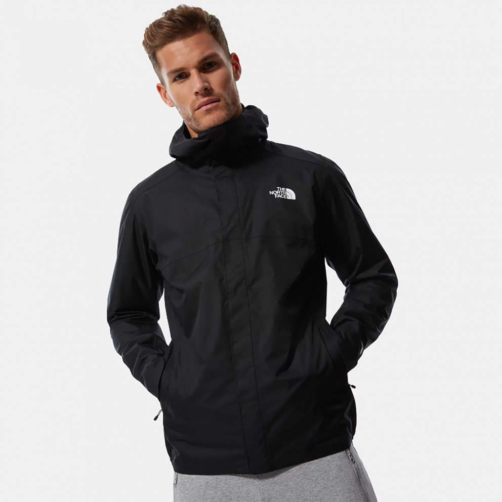 THE NORTH FACE M Quest Zip-In Jkt Tnf Black