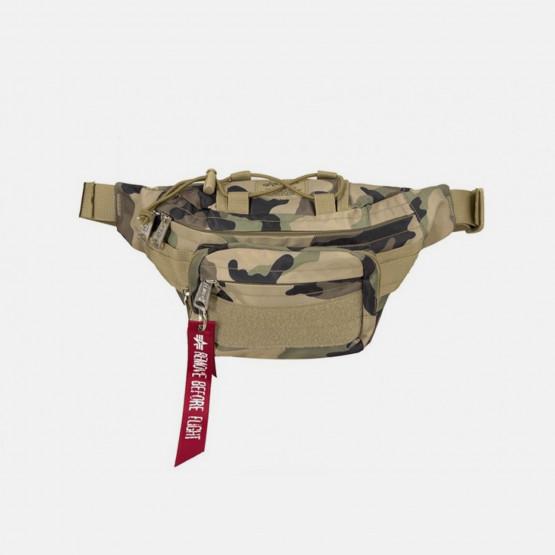 Alpha Industries Tactical Waist Bag Τσάντα Μέσης