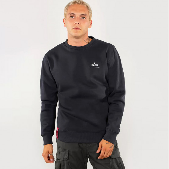 Alpha Industries Basic Sweater Small Logo