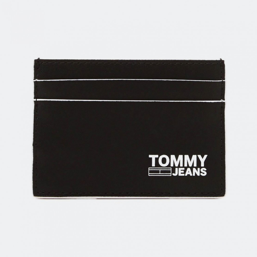 Tommy Jeans Cc Holder Recycled Leather