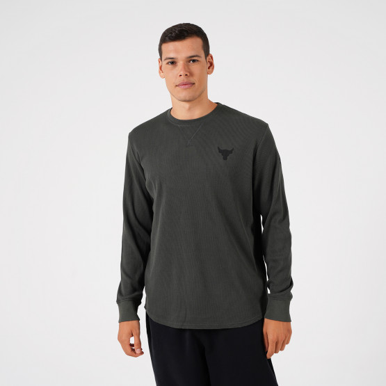Under Armour Project Rock Waffle Crew