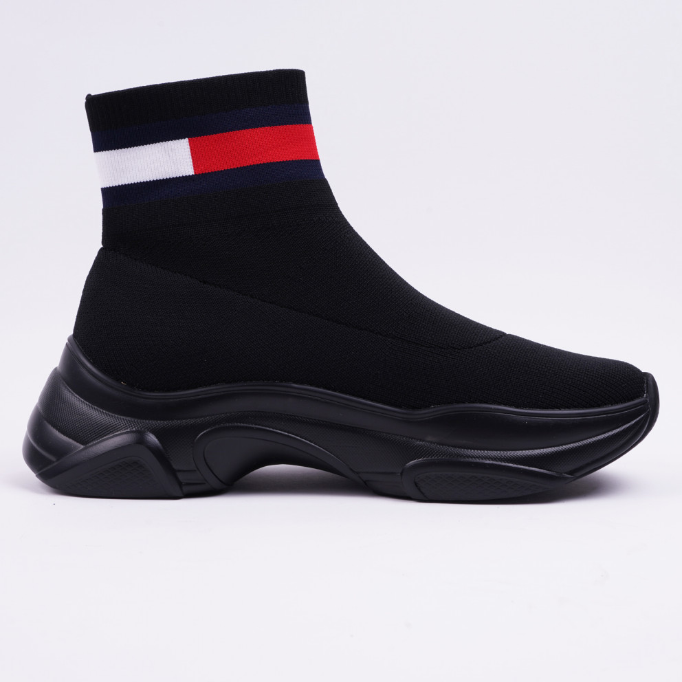 Tommy Jeans Flat Sock Boot