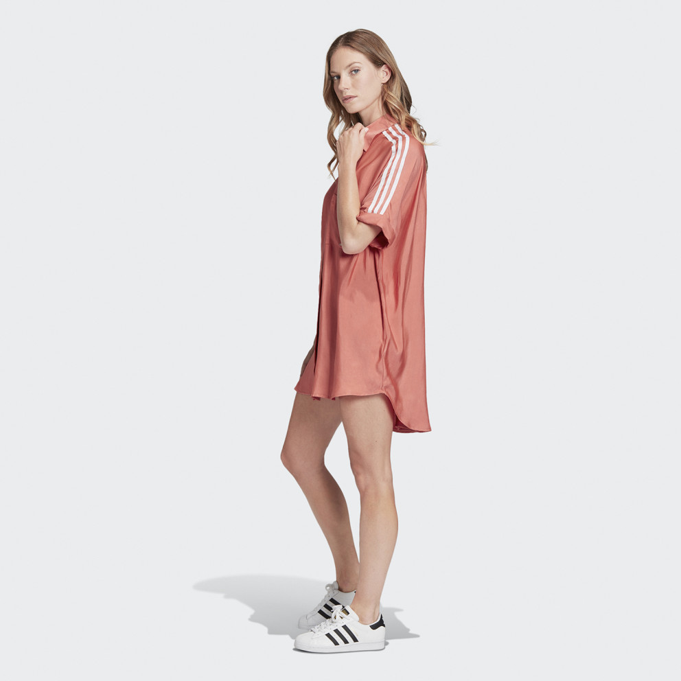 adidas Originals Satin Γυναικείο Φόρεμα