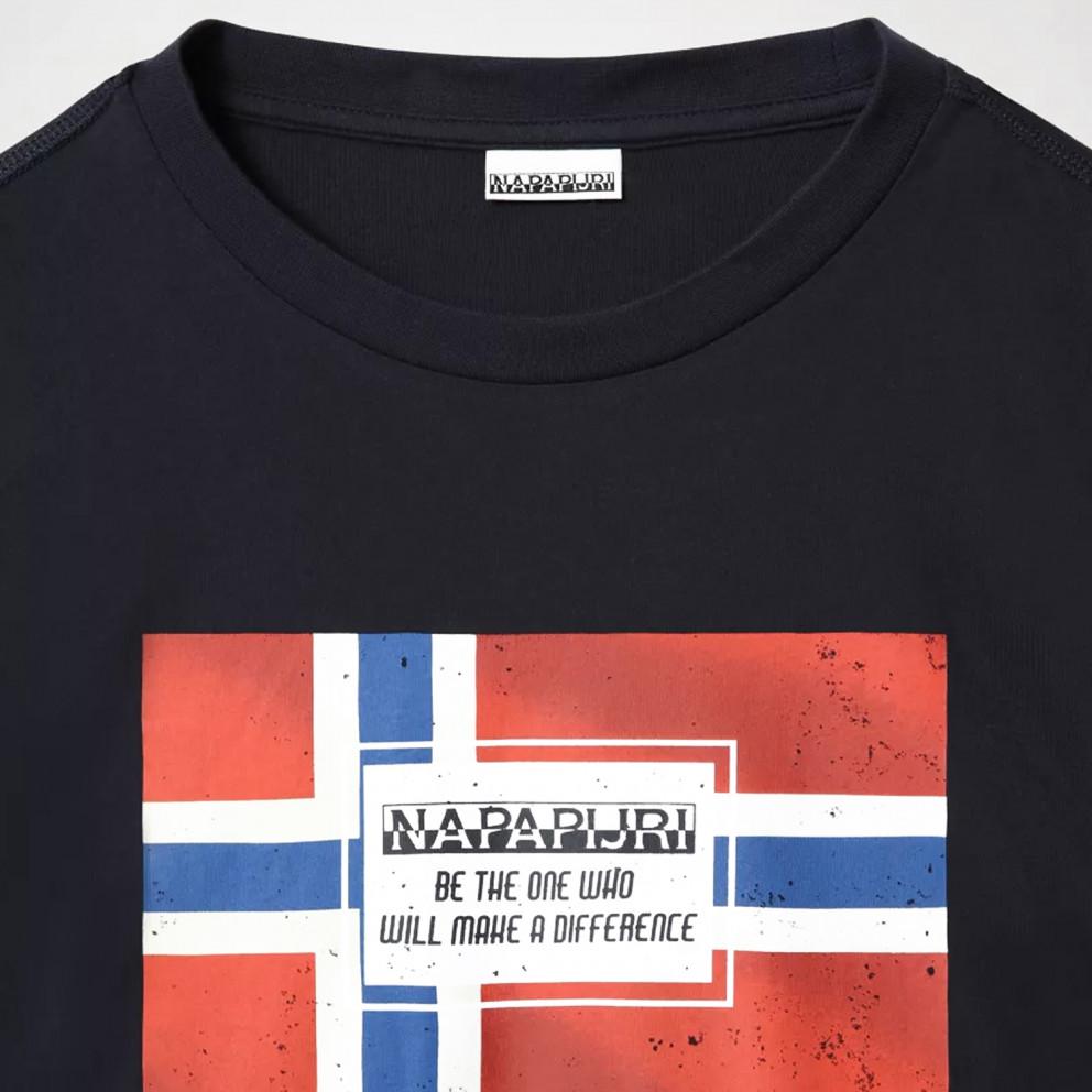 Napapijri Sera Ανδρικό T-Shirt
