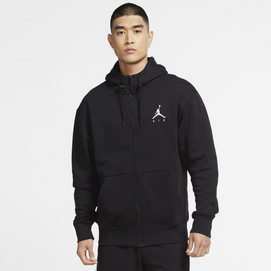 Jordan M J Jumpman Air Fleece Fz