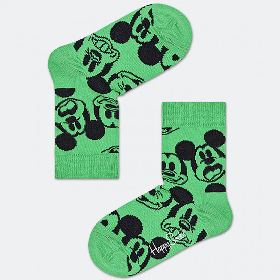 Happy Socks x Disney Face It Mickey Παιδικές Κάλτσες