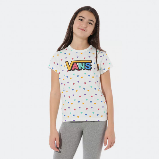 Vans Colorful Hearts Kids' T-Shirt