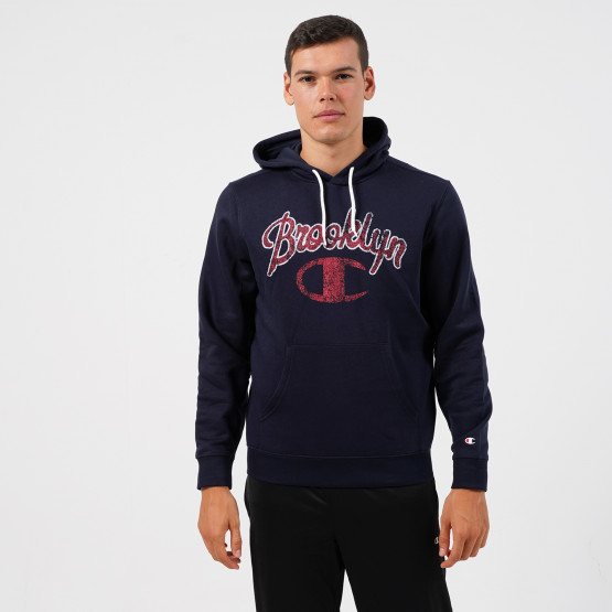 Champion Men's Hooded Sweatshirt