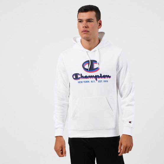 Champion Ανδρική Μπλούζα με Κουκούλα