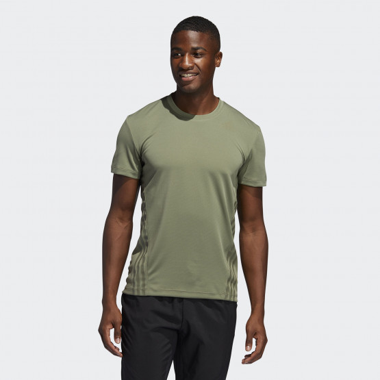 adidas Performance Aeroready 3-Stripes Men's Tee