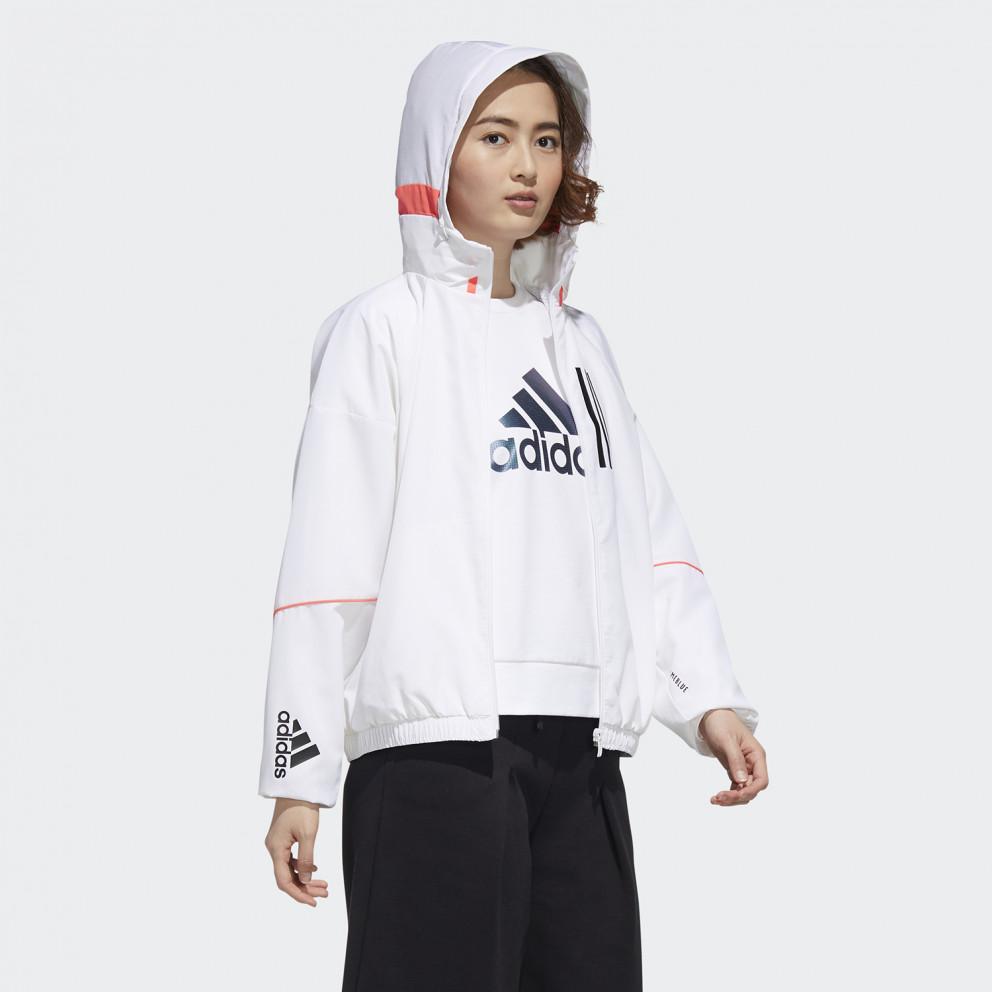 adidas Performance W.N.D. Γυναικείο Αντιανεμικό Μπουφάν