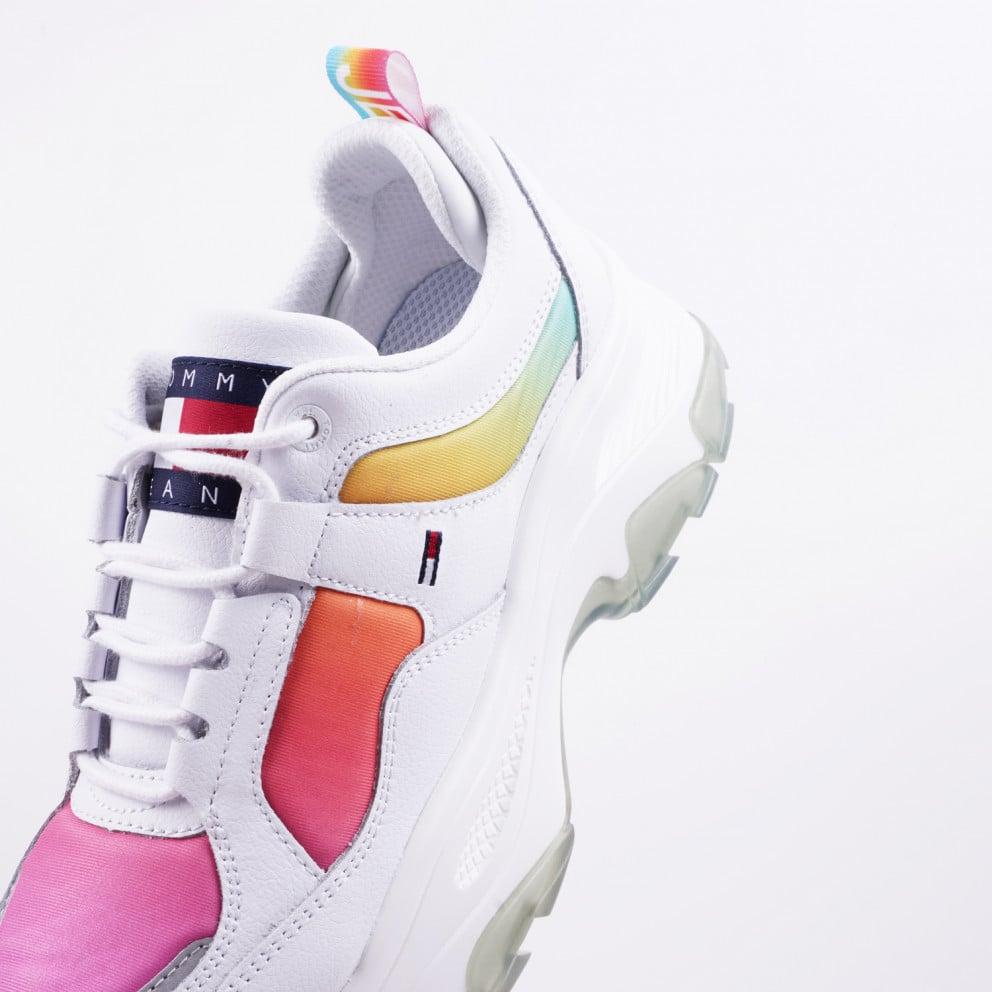 Tommy Jeans Degrade Flatform Shoe