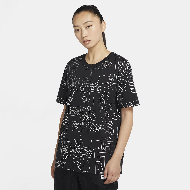 Nike Sportswear Icon Clash 2 Boy Γυναικεία Μπλούζα (9000056692_1469)